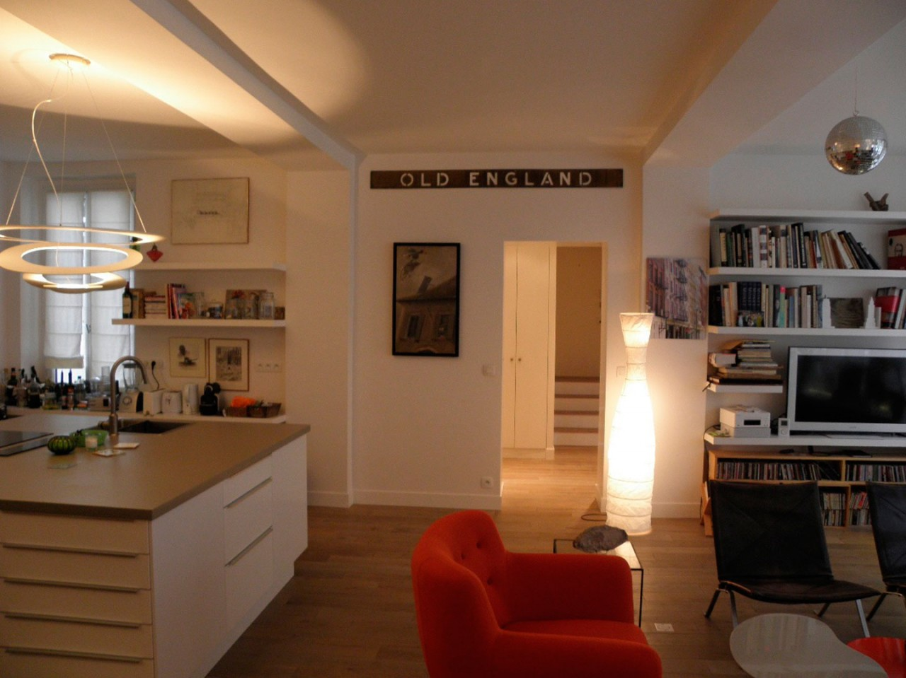 COLOMBE STEVENS Appartement Paris 13