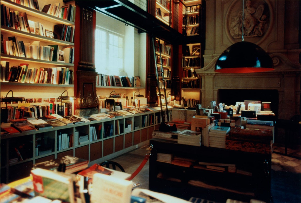 COLOMBE STEVENS Librairie du Musée Carnavalet