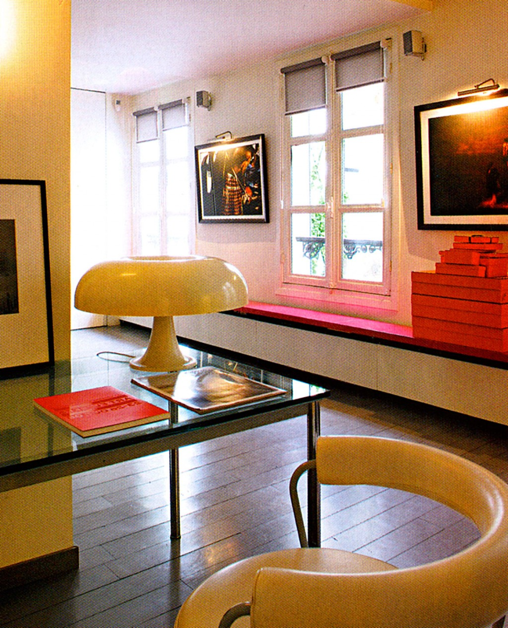 COLOMBE STEVENS Loft Paris 10