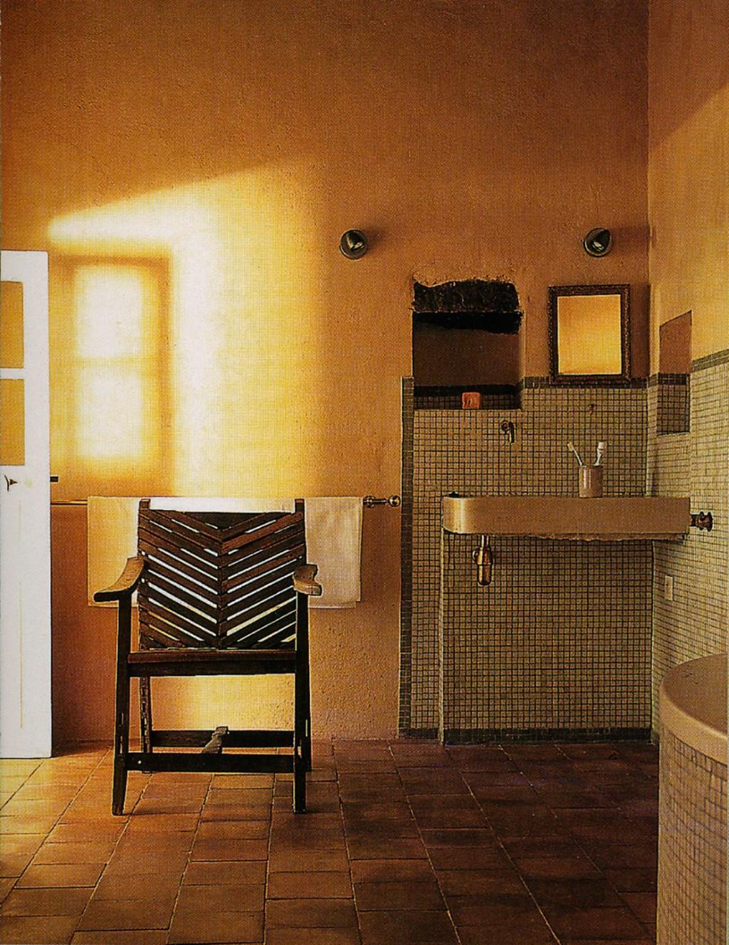 COLOMBE STEVENS Maison Corse